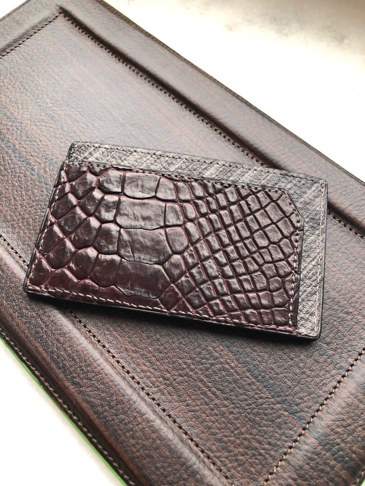 One-Off企画第5弾 限定数1【Wirbel】Card wallet